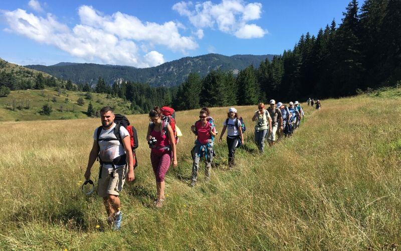 hiking merit badge requirements