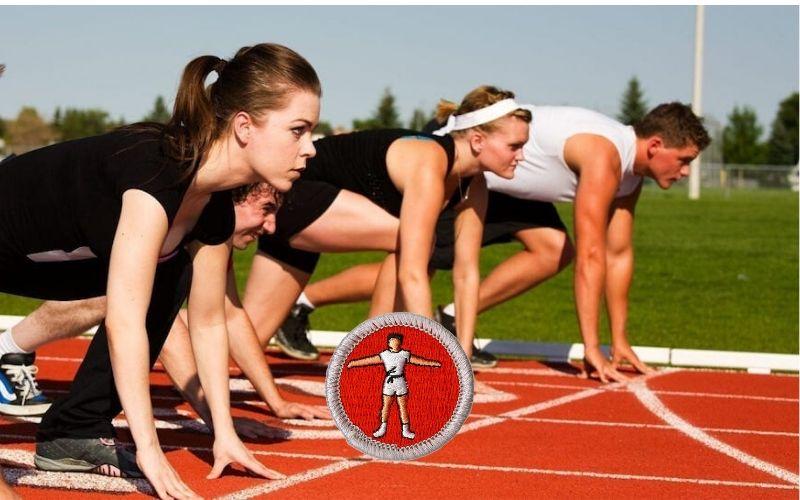personal fitness merit badge guide